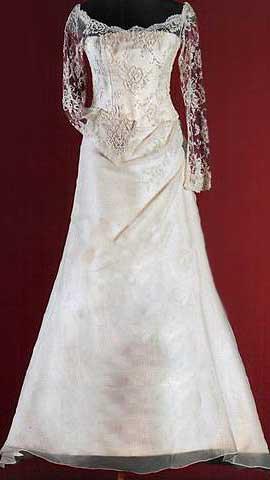 Как не ошибиться с фасоном свадебного платья?