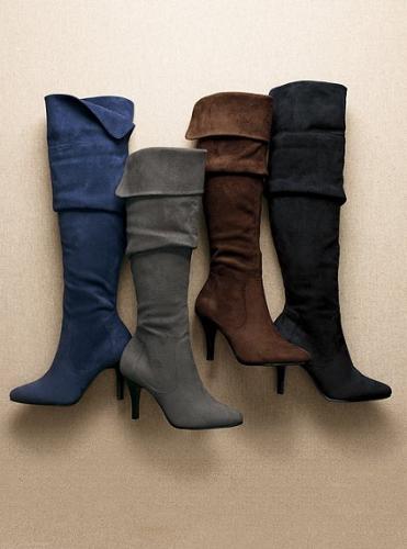 ТЕНДЕНЦИИ в обуви и сумках 2012.